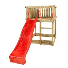 Legetårne og gyngestativer - lav en legeplads i haven | SILVAN