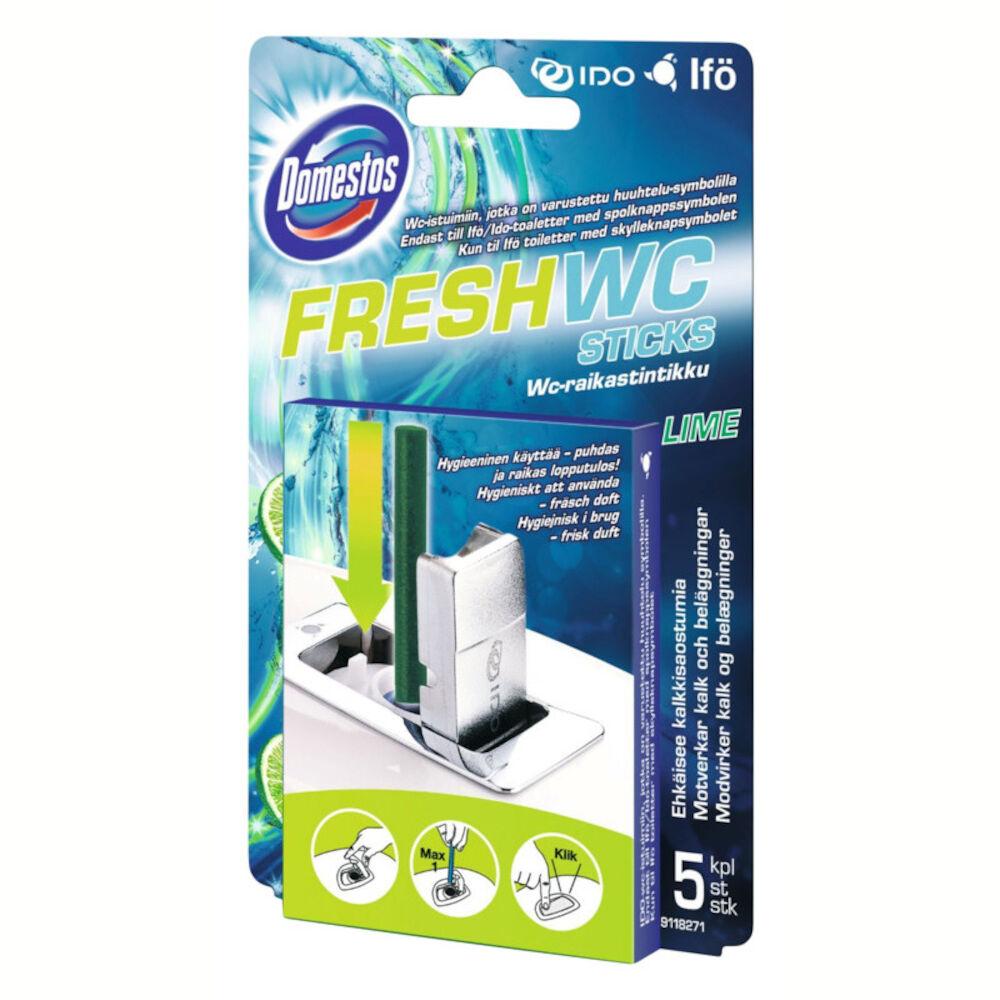 Alle nye DOMESTOS IFÖ Fresh WC-sticks - Køb Tilbehør toiletter online | SILVAN OY79