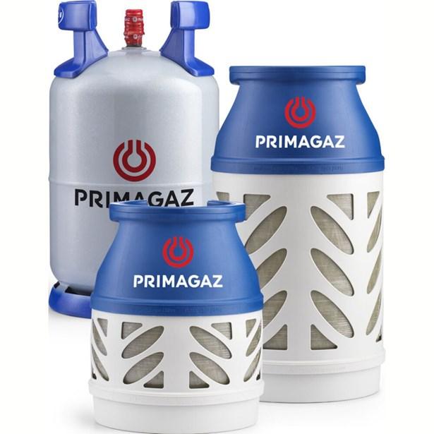 Efterstræbte PRIMAGAZ flaskegas - ombytning 10 kg - Køb Gas online | SILVAN GL-68