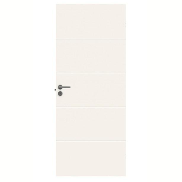Seriøst SWEDOOR Stable effect massiv dør - Køb Indvendige døre online | SILVAN MT56